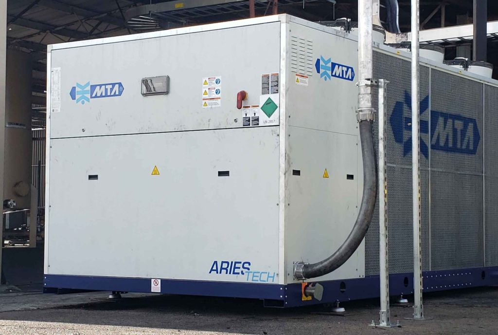 MTA Aries Tech Chiller