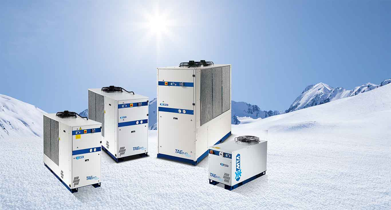 MTA TAEevo Tech Process Chillers